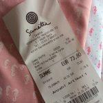 Shoppen bei Sanetta im Werksverkauf